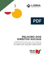 Plano de Acção 2014 2017 Pelouros Dos Direitos Sociais