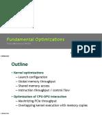 SC10 Fundamental Optimizations