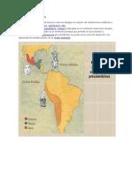 El Arte Precolombino Latinoamericano
