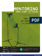 Mentoring from Start to Finish Preview