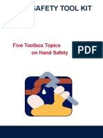 Hand Safety Toolkit