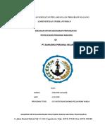 Laporan Kegiatan Pelaksanaan Program Magang Wachid (Autosaved)
