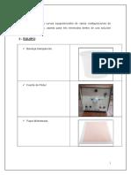 Informe n1 Física III Curvas Equipotenciales