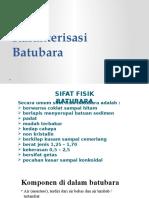 Karakterisasi Batubara