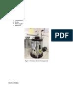 Lab 1 - Apparatus, Procedure, Result, Calculation