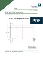 SABP-005 Storage Tank Ringwall Foundation Design 2002