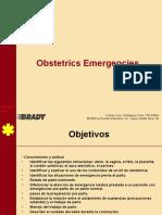 Emergencias Obstet