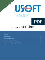 Bausoft Magazin 1 Szam