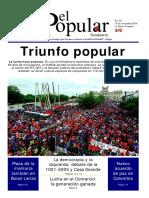 El Popular 372 Órgano de Prensa Oficial del Partido Comunista de Uruguay