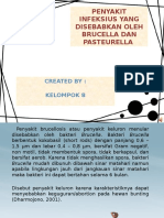 Brucella Dan Pasteurella