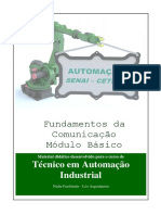 Fundamentos comunicação - Módulo 01 - Automação SENAI