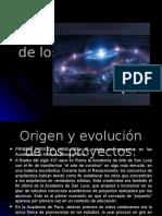 Panorama General de Los Proyectos