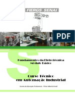 Manual Fundamentos da Eletrotécnica - Módulo 01 SENAI