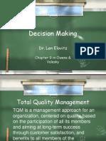 LP 11 Decision Making