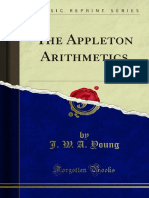 The Appleton Arithmetics 1000123681