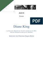 Klein Christian Jurgen - King Diane - Les Survivants Allemands Des Atrocités Commises Par Les Alliés