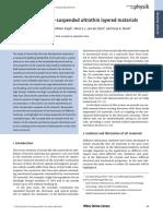 Castellanos-Gomez Et Al-2015-Annalen Der Physik