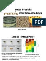 Proses Produksi Pabrik Wood Pellet