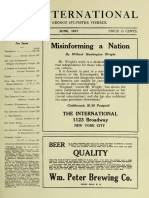 The International, June 1917