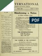 The International, July 1917