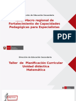 Unidad de Aprendizaje_matematica