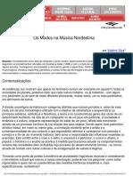 Silva-modos Musica Nordestina