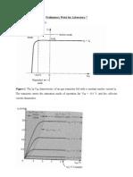EEM328 Electronics Laboratory - Prelab7- JFET Amplifiers