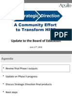 HISD strategic plan update
