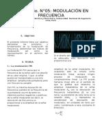 Informe Final 5 Telecomunicaciones