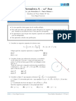 Ficha Matematica - Novo Programa