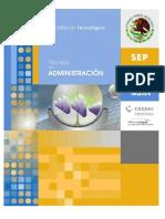 Programa administración