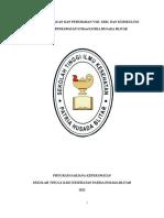 LAPORAN PENINJAUAN DAN PERUBAHAN KURIKULUM 2012.doc