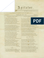 The Agitator, May 1858