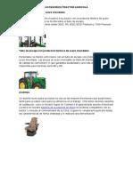 Accesorios Tractor Agricola