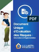 Guide Document Unique Infos Et Reglementations