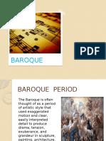 Baroque Pre