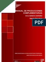 Manual de Producciones Complement Arias