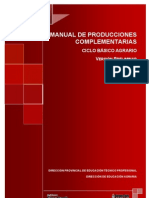 Manual de Producciones Complement Arias