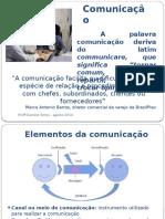 Comunica ç Ão