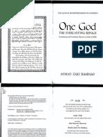 One God - Ahmad Zki Hammad