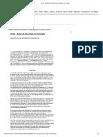 Cível - Ação de Rescisão de Contrato - DomTotal 8
