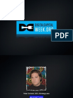DCWEEK Metrics for #140Conf Talk