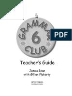 Grammar 6 Club