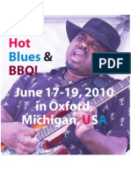 Hot Blues & BBQ 2010