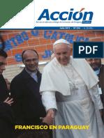 REVISTA ACCION - JULIO 2015 - N 356 - PORTALGUARANI
