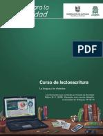 Lecto MF Sem2 Ses4 La Lengua y Los Dialectos