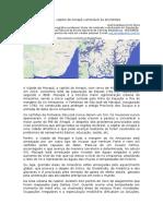 Macapá, capital do Amapá vulnerável às enchentes
