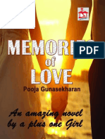 MEMORIES OF LOVE