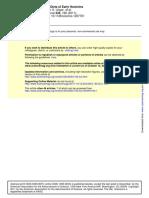 The Diets of Early Hominins - Peter S. Ungar, Matt Sponheimer 2011