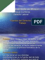 Derecho_Laboral. Fuentes Del Derecho Del Trabajo